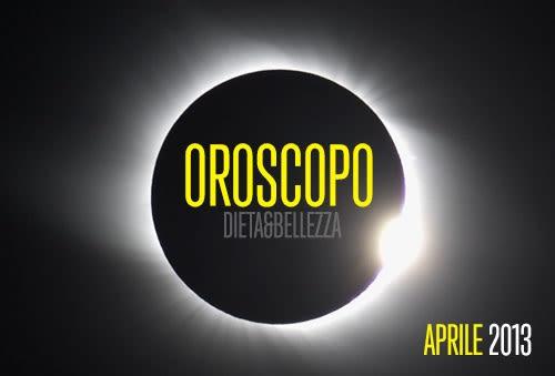 Oroscopo Aprile 2013, l'Eclissi d'Oroscopo Black