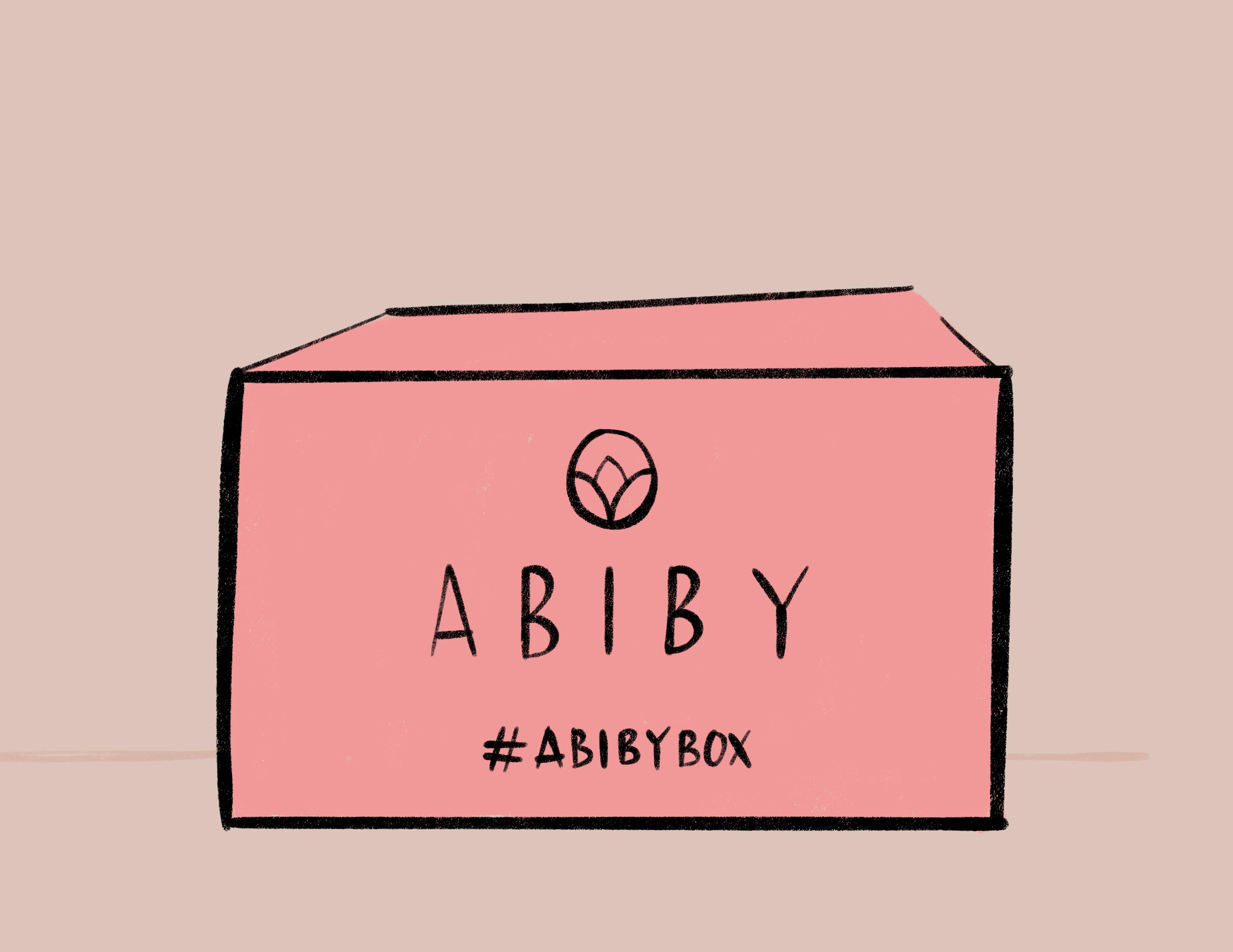 La beauty box Abiby: una piacevole sorpresa