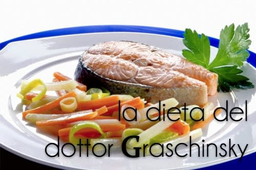 Diete Dimagranti: la Dieta del Dottor Graschinsky con Fibre e Proteine