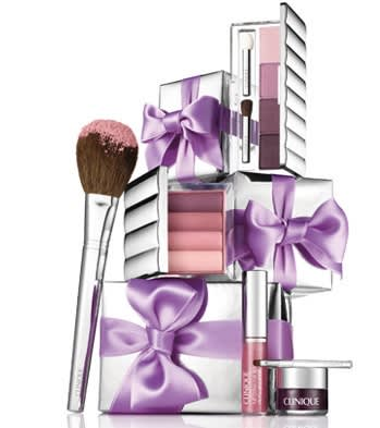 Clinique Black Tie Violets Holiday 2009: Makeup in Edizione Limitata per Natale 2009