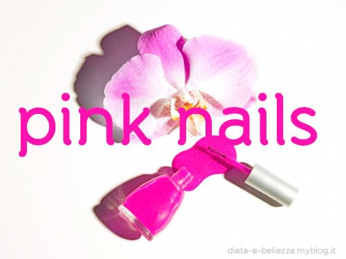 Ispirazione Nail Art: Unghie Pink per una Manicure in Rosa