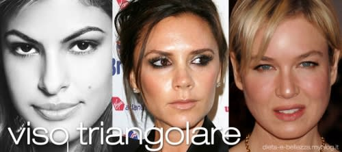 celebrita-viso-triangolare