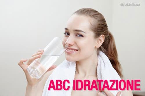 ABC Idratazione Prima, Durante e Dopo lo Sport