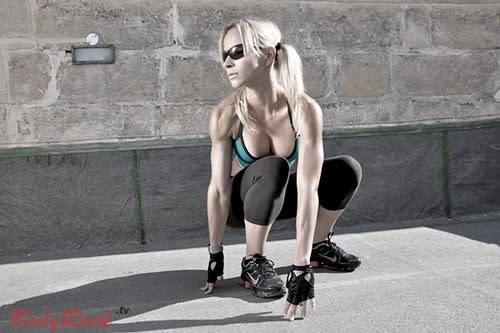 Fitness Body Rock: Esercizio Tonificante per Tutto il Corpo #1