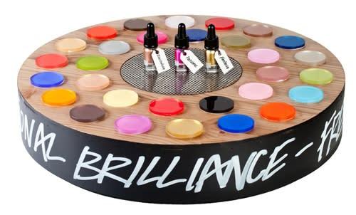 Lush Presenta Emotional Brilliance, Collezione di Makeup Eco-Friendly e Coloratissima