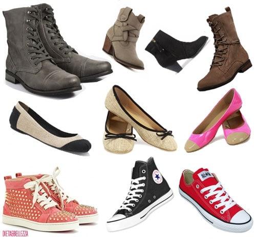 Accessori per la Scuola: le scarpe