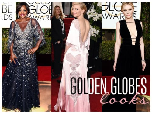 golden globes looks