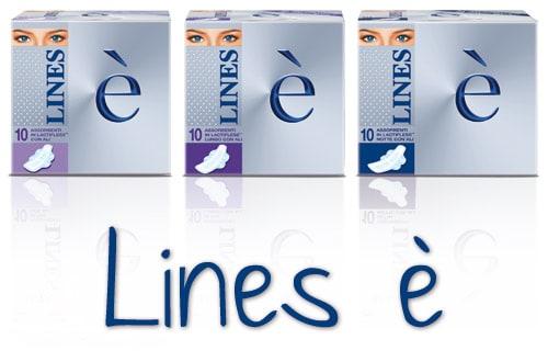 Mai Provato Lines è? Lines Presenta la Rivoluzione nel Mondo degli Assorbenti