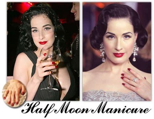 Half Moon Manicure: Tutorial per Realizzarla in Maniera Perfetta