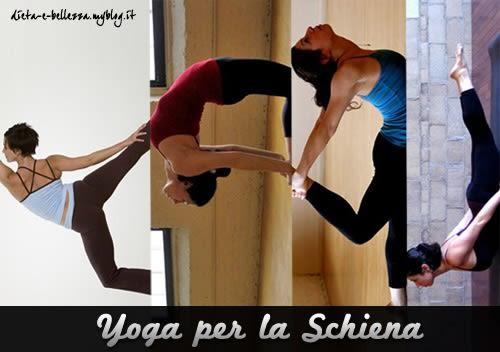 4 Esercizi di Yoga per la Schiena: Muscoli Rafforzati e Dolore Alleviato