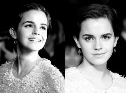 Ispirazione Capelli: i Colpi di Testa di Emma Watson dal 2001 al 2011