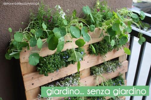 Giardino Senza Giardino? 5 Idee per uno Spazio Verde sul Balcone