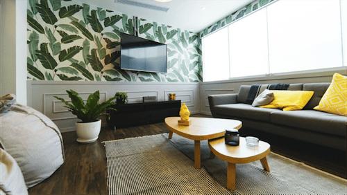 Casa: colore delle pareti ed arredo