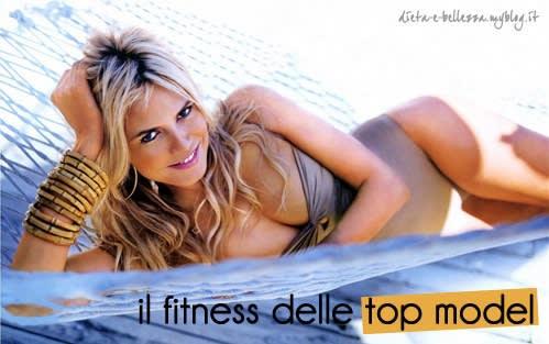 4 Segreti di Fitness e Alimentazione Rubati alle Top Model