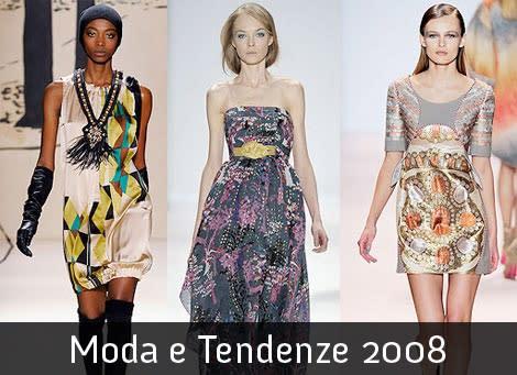 Primavera/Estate 2008: Tutte le Tendenze in Fatto di Moda