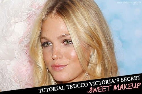 Tutorial di Makeup per Ottenere il Sexy Trucco Victoria's Secret