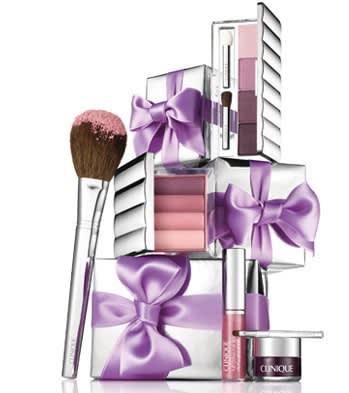 Clinique Black Tie Violets Holiday 2009: Makeup in Edizione Limitata per Natale 2009