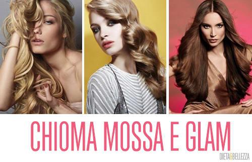 Tendenze Capelli: Chioma Lunga, Mossa e Glam per uno Stile Ultra Sexy