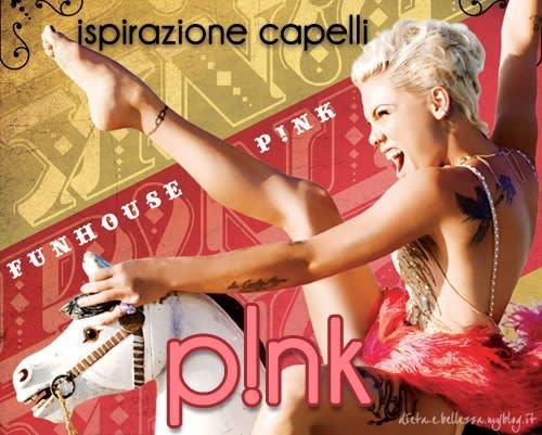 Ispirazione Capelli: I Tagli di Capelli Corti di Pink