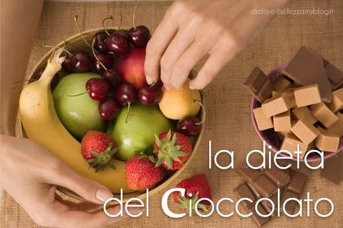 Diete Dimagranti: la Dieta del Cioccolato per Dimagrire con Dolcezza