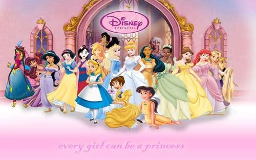Le Principesse Disney Nella Vita Reale