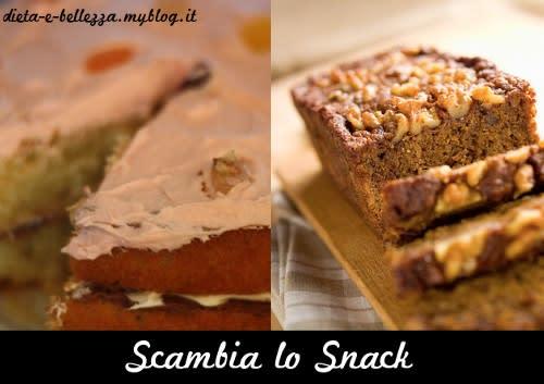 Scambia lo Snack: Pane alla Banana e Noci al Posto della Torta