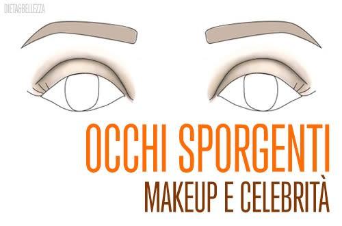 Occhi Sporgenti: Consigli E Tecniche Di Makeup Per Truccare Gli Occhi Sporgenti