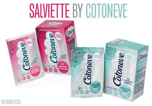 Cotoneve Presenta: Salviette Intime e Salviette Struccanti