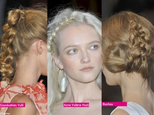 10 Tendenze Capelli e Acconciature Imperdibili per la Primavera/Estate 2010