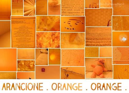 Sunday Colours: Colore Arancione e Canzone Orange Crush