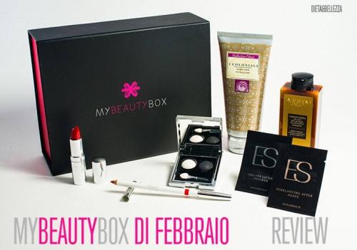 My Beauty Box di Febbraio: il Cofanetto delle Meraviglie