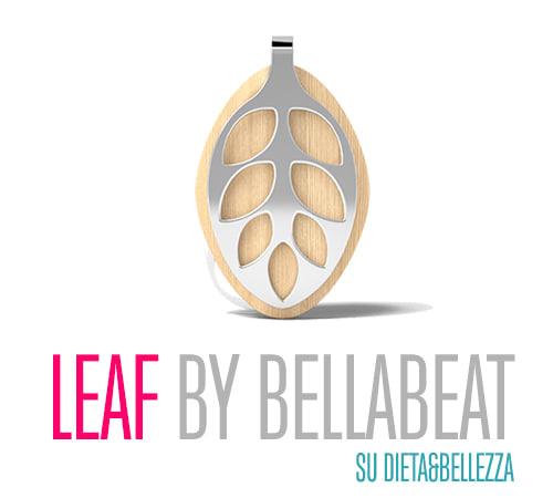 leaf bellabeat foglia dieta e bellezza