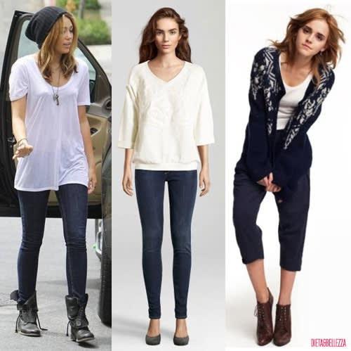 Look da scuola: jeans