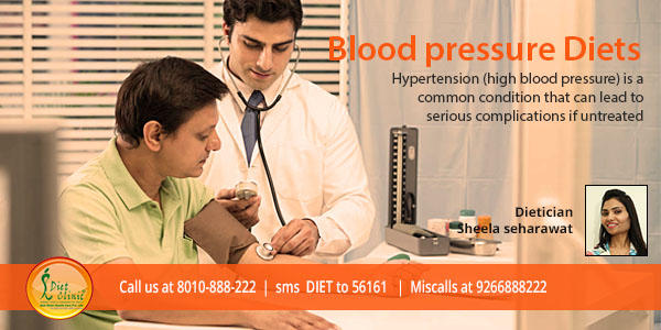 blood pressure Diet plans