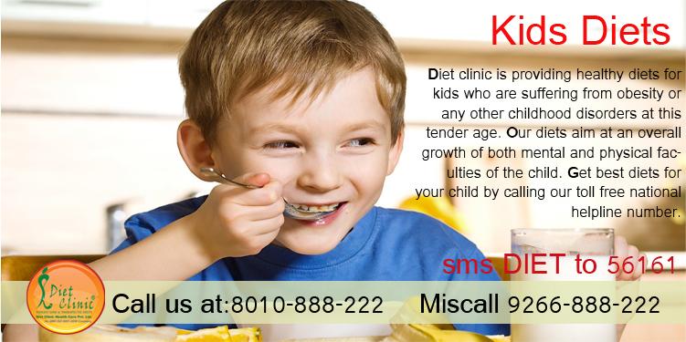 Kids Diet plans