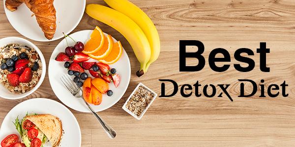 Detox Diet plans