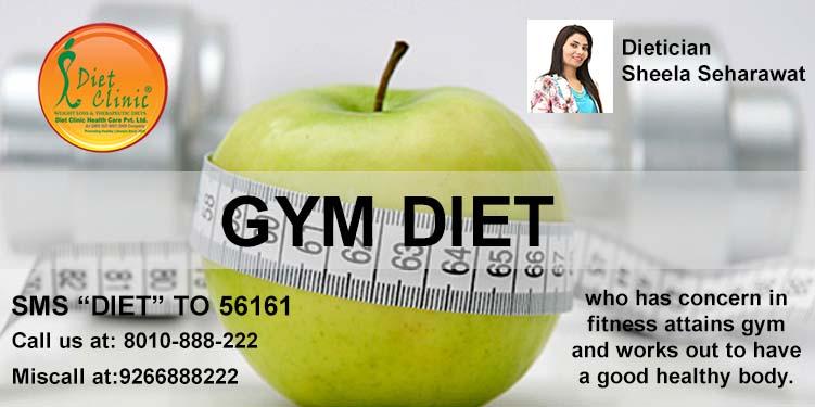 Gym Diet plans