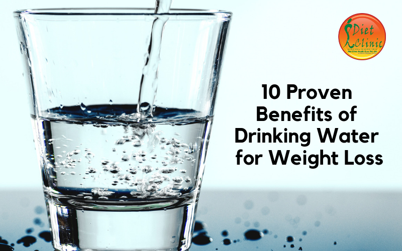 10 Proven Benefits Of Drinking Water For Weight Loss