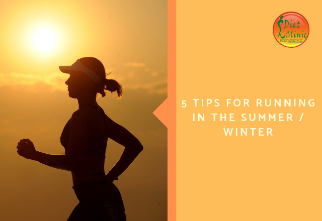 5 Tips for Running in the Summer