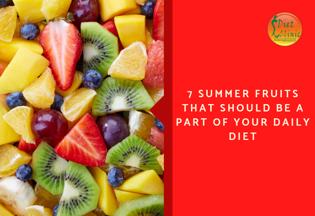 7 Summer Fruits That Should Be a Part of Your Daily Diet