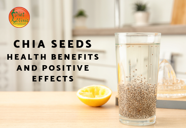 Chia Seeds: Health Benefits and Positive Effects