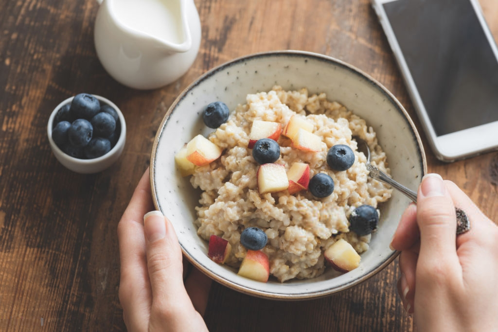 Nutritional facts and Health Benefits of oats