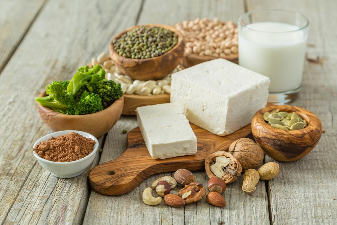 How a Vegan Diet Can Contain the Maximum Amount of Protein.