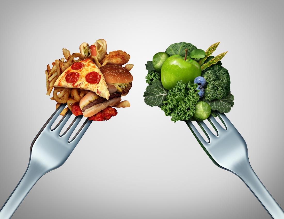 Healthy Swaps In Our Diet Can Make A Huge Difference