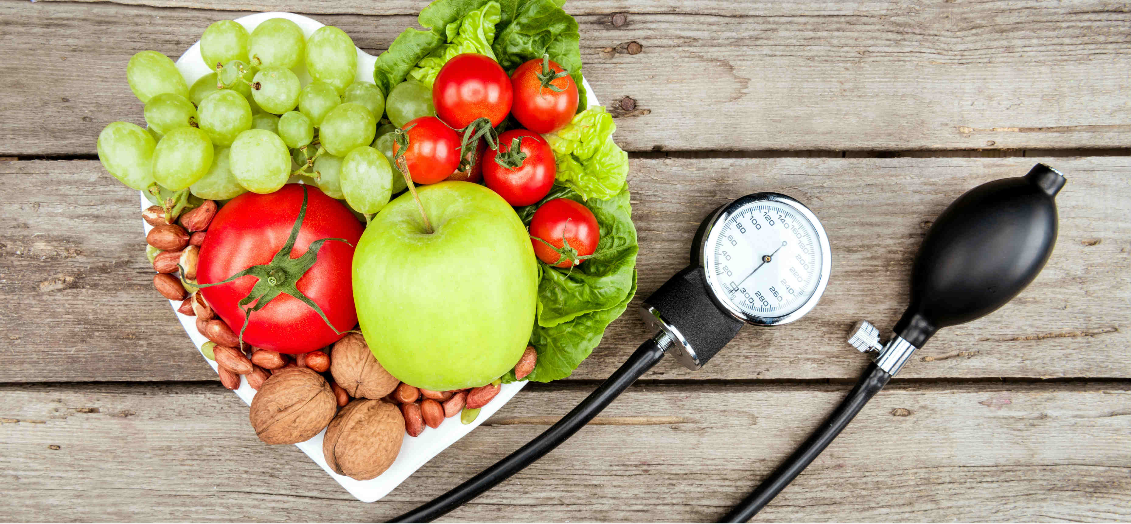 Foods That Help You Maintain Blood Pressure