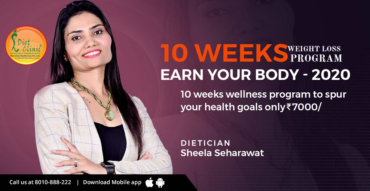 10 Weeks Weight Loss program
