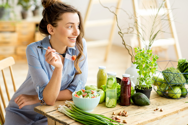How to detox your body with clean eating