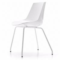 Flow Chair (4 legs) by mdf italia
