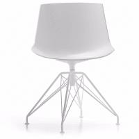 Flow Chair (LEM) by mdf italia