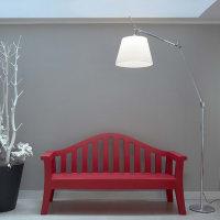 Tolomeo Mega Floor LED (Aluminium) von Artemide